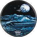 Remo Custom Graphic Blue Moon Resonant Bass Drum Head thumbnail