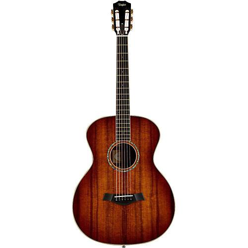 Taylor Custom Koa Grand Auditorium Acoustic Guitar