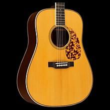 Martin Custom Limited Edition CS-Bluegrass Dreadnought Acoustic Guitar Natural