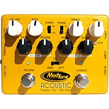 Modtone Custom Line Acoustic Preamp Pedal