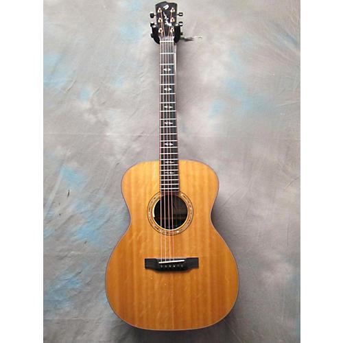 Breedlove Custom OM/BC.Z Acoustic Electric Guitar