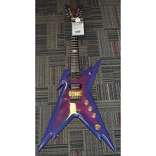 Dean Custom Razorback Blacktooth Solid Body Electric Guitar