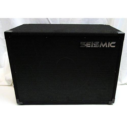 Seismic Audio Custom SA115 1x15 Cab W/ Chinese Black Widow Speaker Bass Cabinet