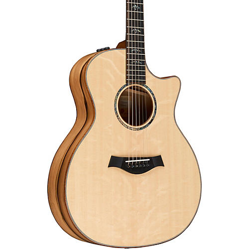 Taylor Custom Sassafras Grand Auditorium Acoustic-Electric Guitar