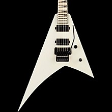Jackson Custom Select Randy Rhoades 24 Fret Electric Guitar Snow White