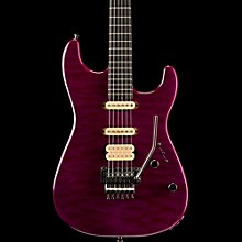 Charvel Custom Select San Dimas Electric Guitar Transparent Purple