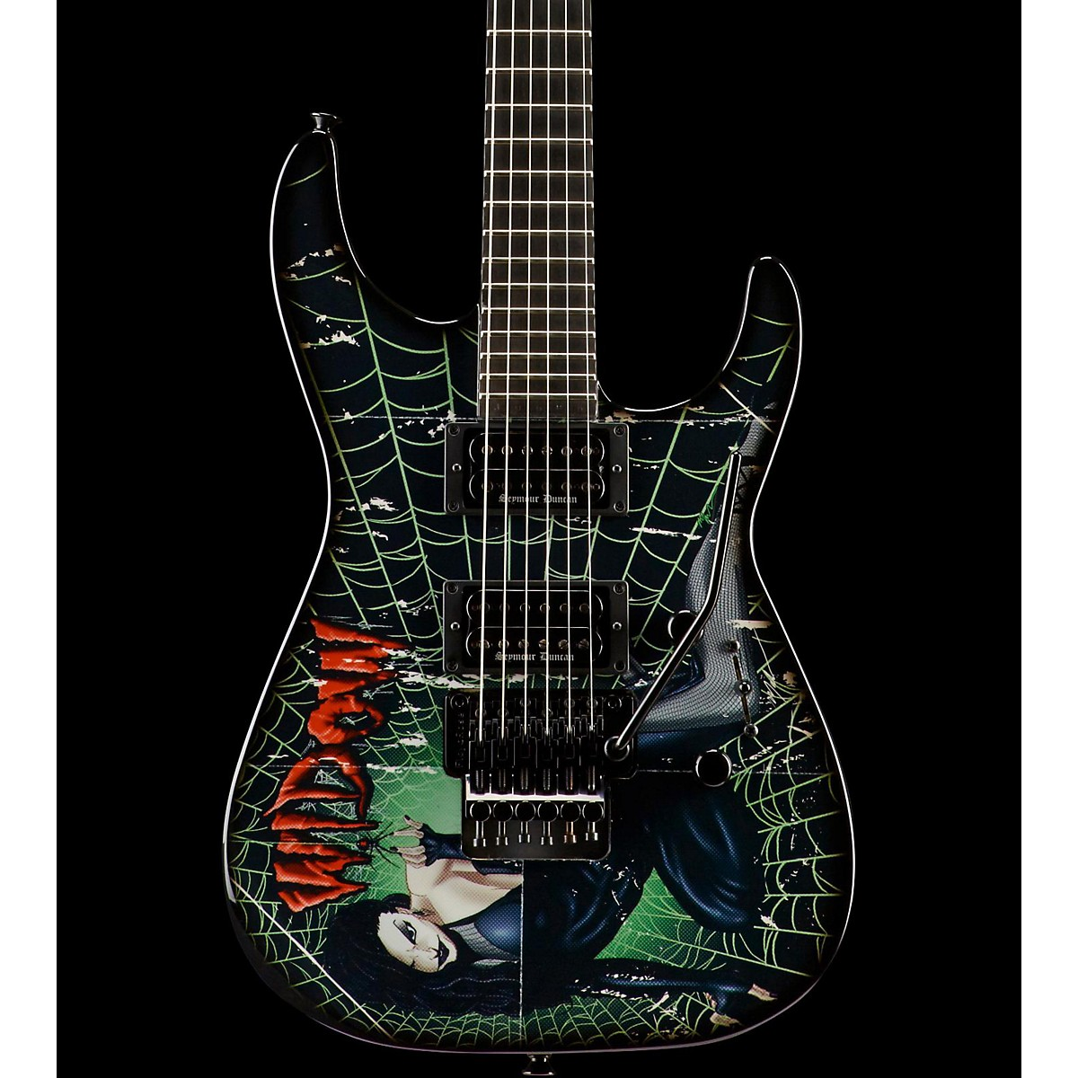 Jackson Custom Select Soloist Electric Guitar