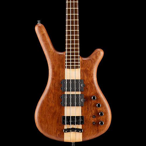 Warwick Custom Shop Corvette $$ Double Buck Neck-Thru Electric Bass