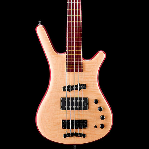 Warwick Custom Shop Corvette FNA Jazzman 5-String Electric Bass