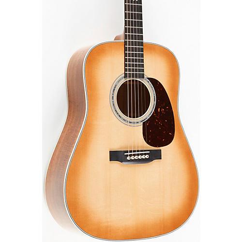 Martin Custom Shop Flamed Koa Dreadnought Acoustic Guitar