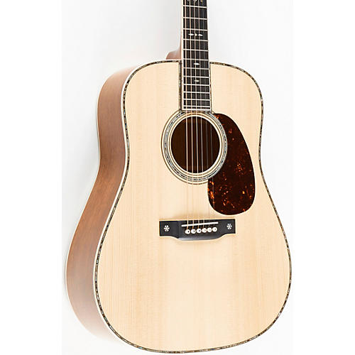 Martin Custom Shop Guatemalan Rosewood Dreadnought Acoustic Guitar