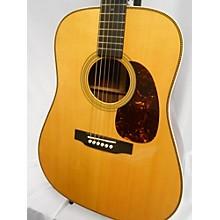 Martin Custom Shop HD28 Madagascar Rosewood Acoustic Guitar