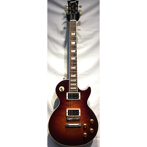 Gibson Custom Shop Les Paul CSSCQ Solid Body Electric Guitar
