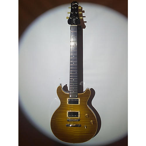 used gibson custom shop les paul dc pro solid body electric guitar guitar center. Black Bedroom Furniture Sets. Home Design Ideas