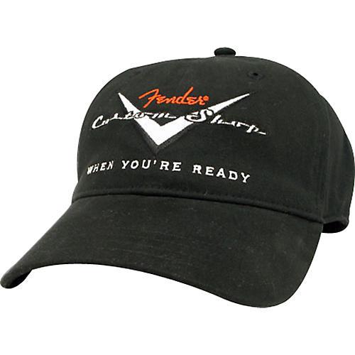 Fender Custom Shop Logo Hat