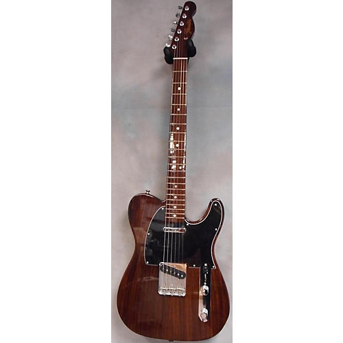 Fender Custom Shop Masterbuilt Rosewood Telecaster NOS Yuri Shishkov Solid Body Electric Guitar