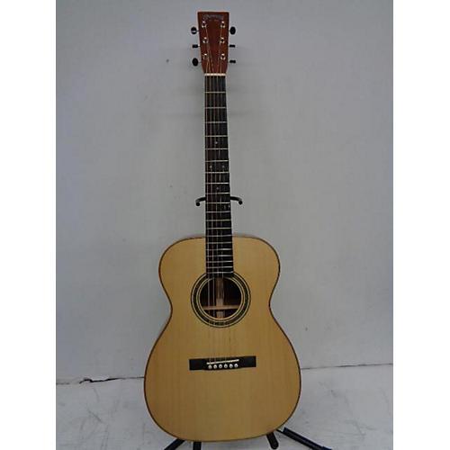 used martin custom shop om21 acoustic guitar guitar center. Black Bedroom Furniture Sets. Home Design Ideas