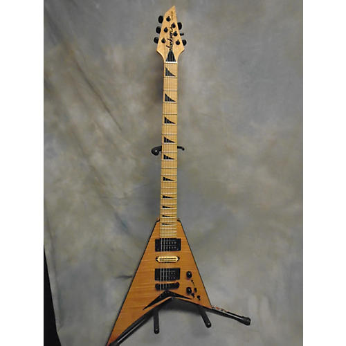 Jackson Custom Shop Rhoads Baritone Solid Body Electric Guitar