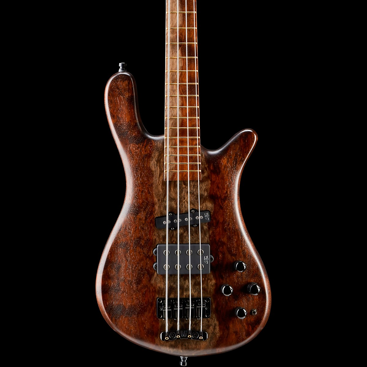 Warwick Custom Shop Streamer Jazzman Electric Bass