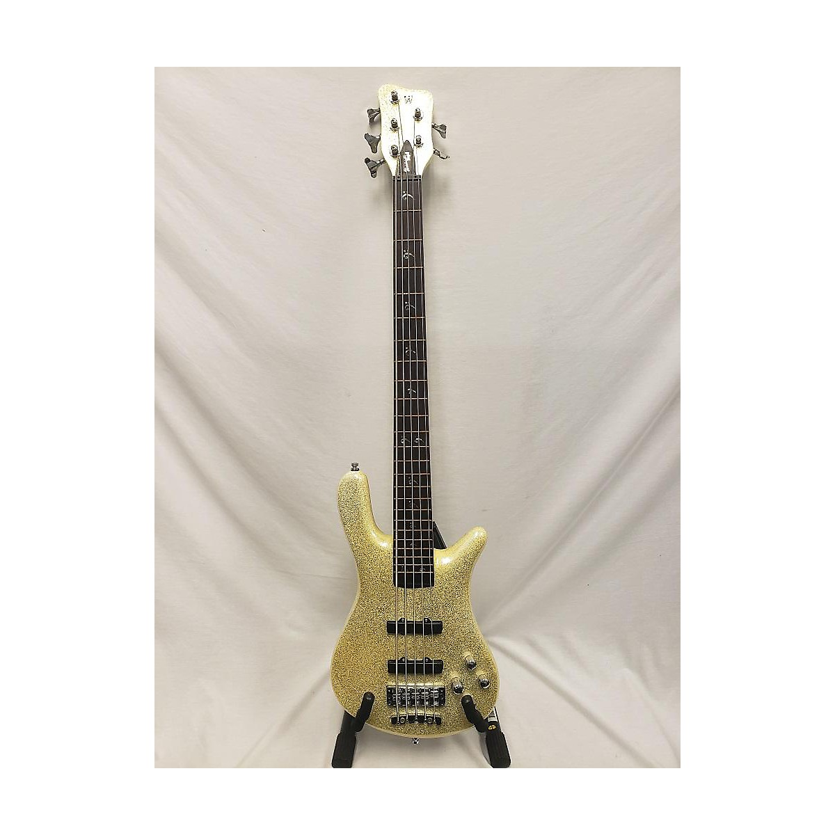 Warwick Custom Shop Streamer Stage II Electric Bass Guitar
