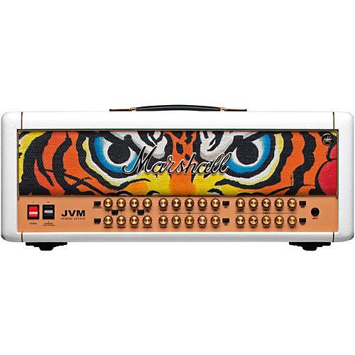 Marshall Custom Tattoo JVM410H Tutti Serra 100W Tube Guitar Head
