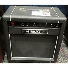 Hiwatt Custom Tube 20 Tube Guitar Combo Amp