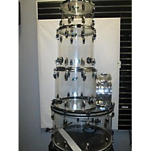 Ludwig Custom Vistalite Acrylic Drum Kit