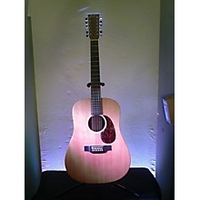 Martin Custom X Series 12 String Acoustic Electric Guitar