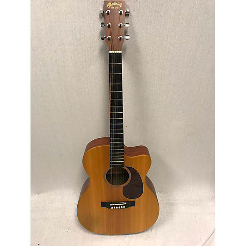 used martin custom x series ctwy ae acoustic electric guitar guitar center. Black Bedroom Furniture Sets. Home Design Ideas