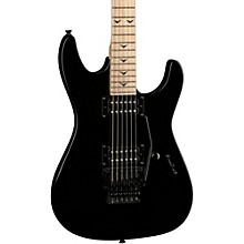 Custom Zone II Floyd Electric Guitar Classic Black