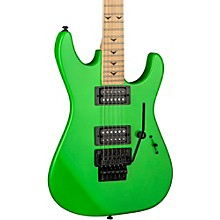 Custom Zone II Floyd Electric Guitar Nuclear Green