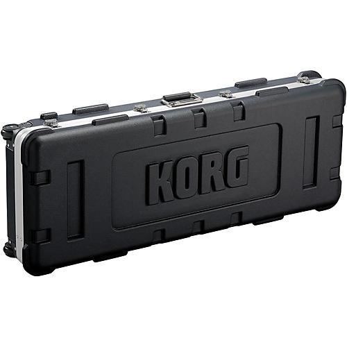 Korg Custom black hard shell case for 61 key Kronos
