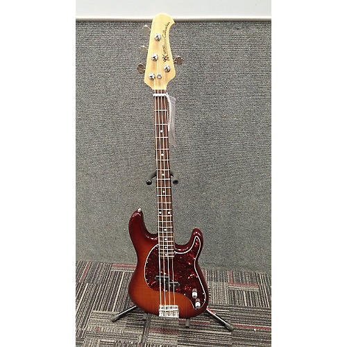 Ernie Ball Music Man Cutlass 4 String Electric Bass Guitar