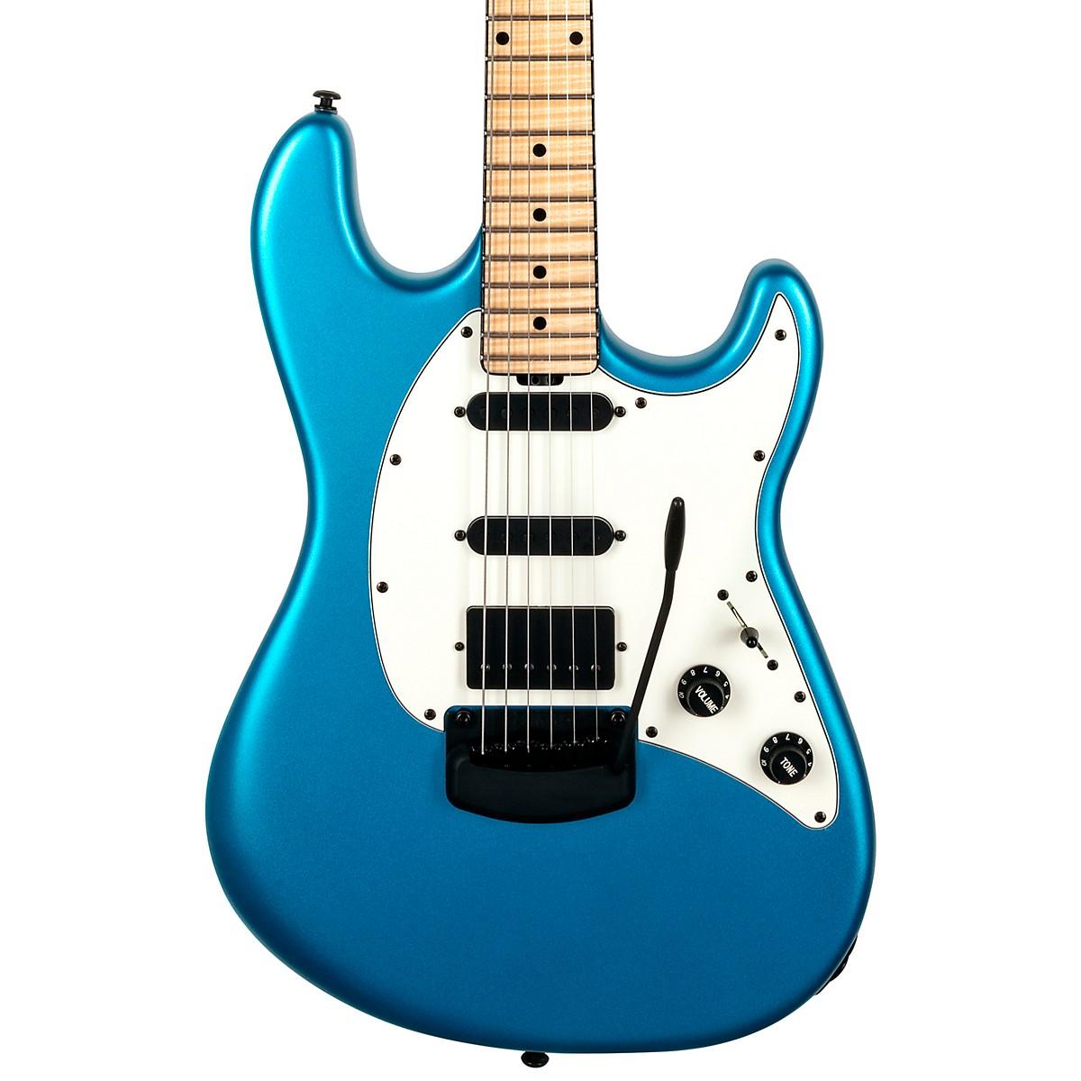 Ernie Ball Music Man Cutlass HSS BFR Electric Guitar