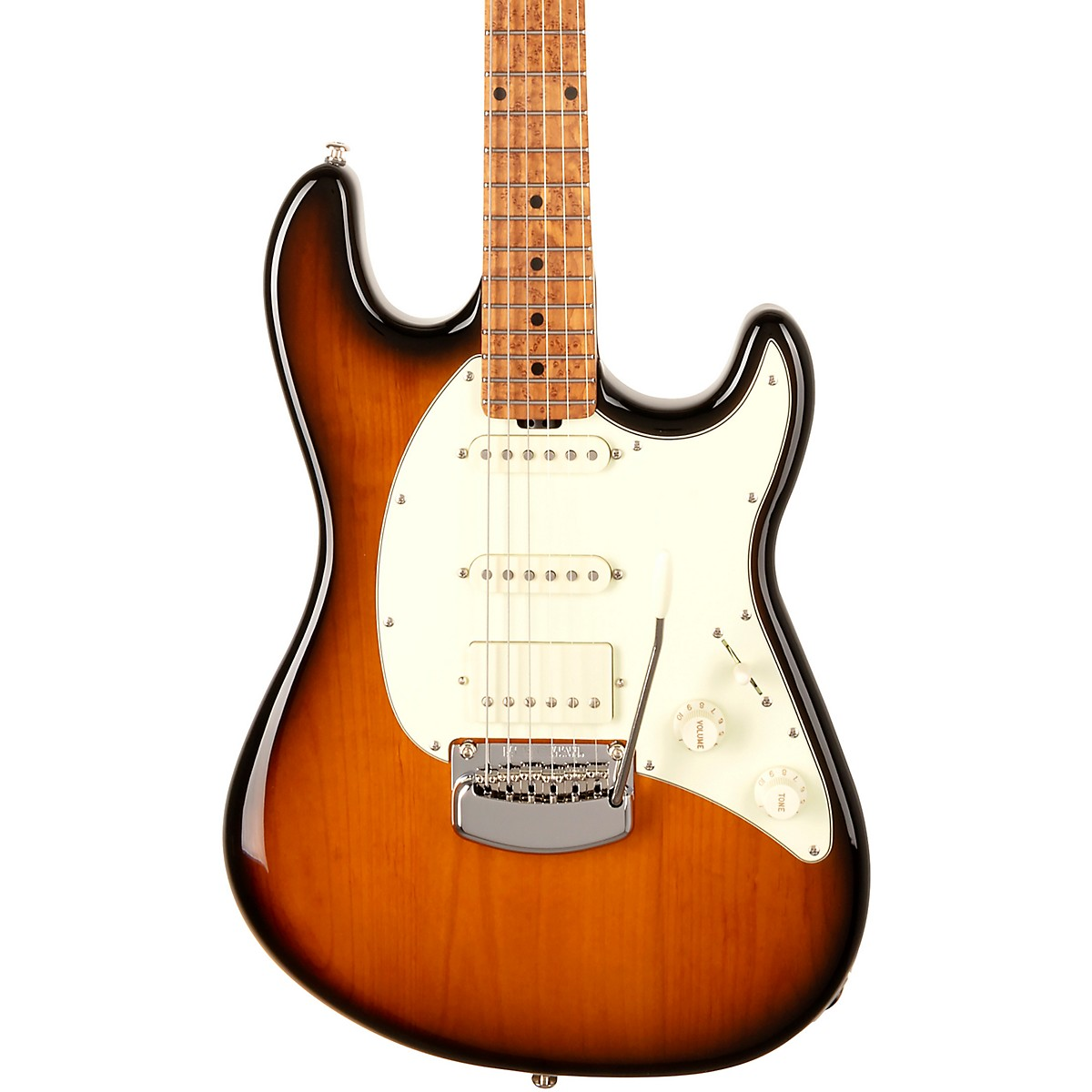 Ernie Ball Music Man Cutlass HSS Trem Electric Guitar