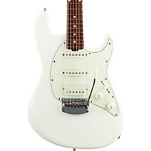 Cutlass RS HSS Rosewood Fingerboard Electric Guitar Ivory White