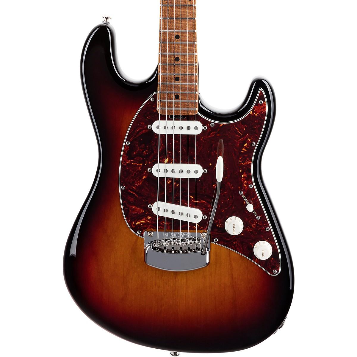 Ernie Ball Music Man Cutlass RS SSS Maple Fingerboard Electric Guitar