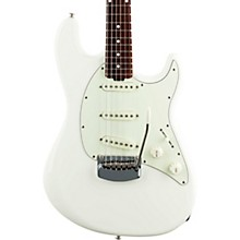Cutlass RS SSS Rosewood Fingerboard Electric Guitar Ivory White