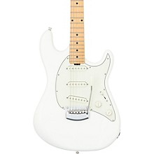 Cutlass Trem Maple Fingerboard Electric Guitar Ivory White