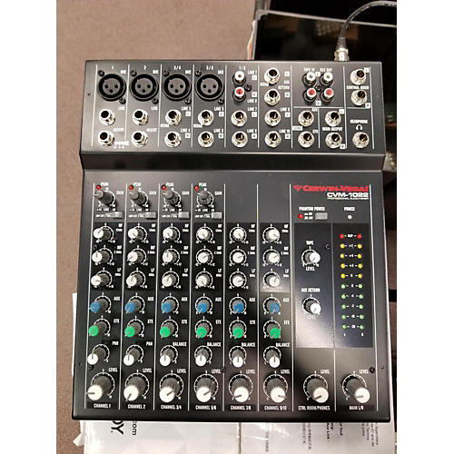 Cerwin-Vega Cvm-1022 Unpowered Mixer