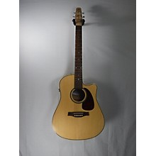 Seagull Cw Qit Acoustic Electric Guitar