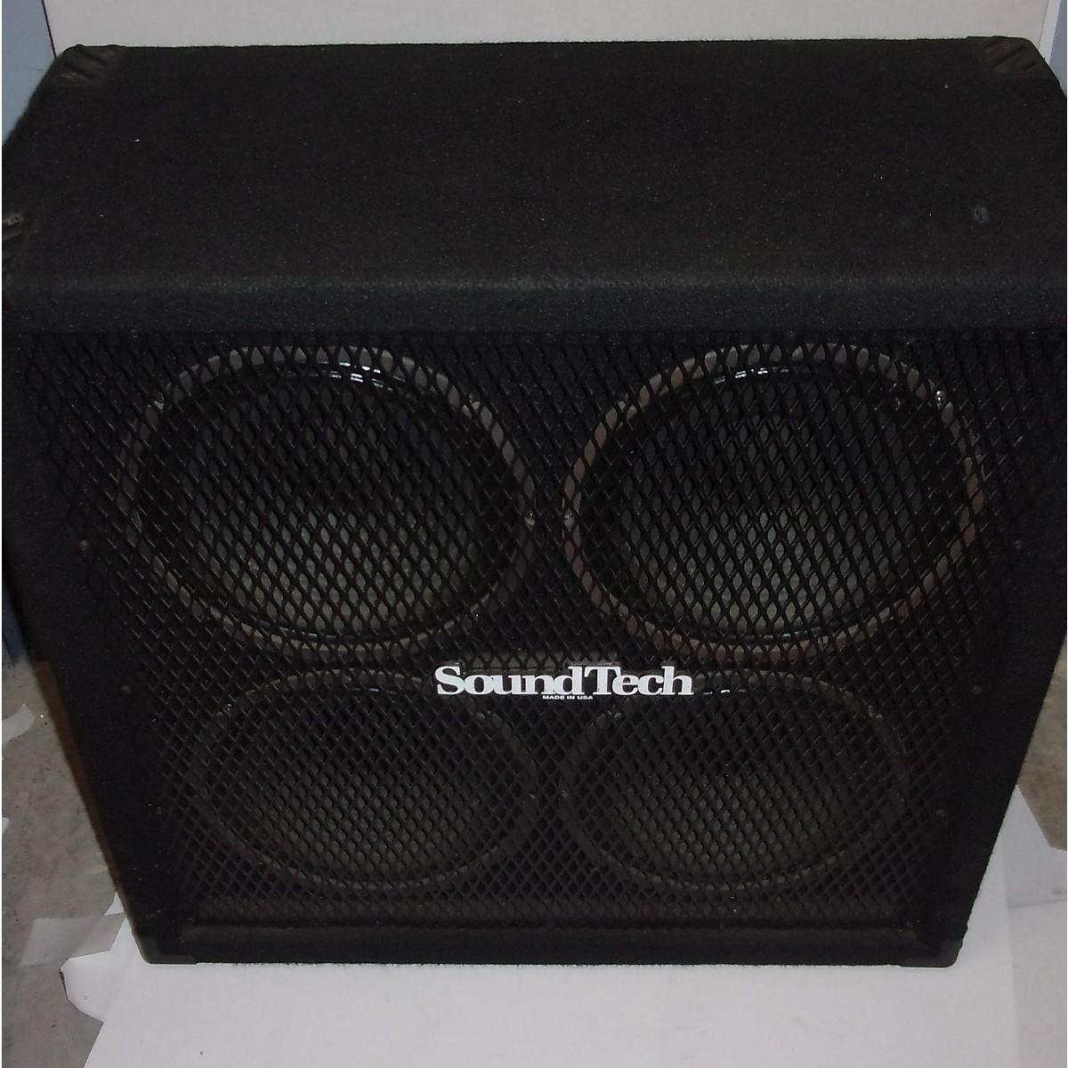 SoundTech Cx-x412 Guitar Cabinet