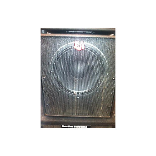 In Store Used CxL 112 II Bass Cabinet