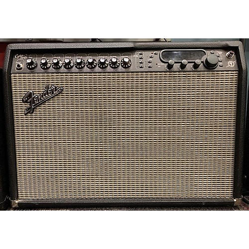 used fender cybertwin 130w 2x12 guitar combo amp guitar center. Black Bedroom Furniture Sets. Home Design Ideas