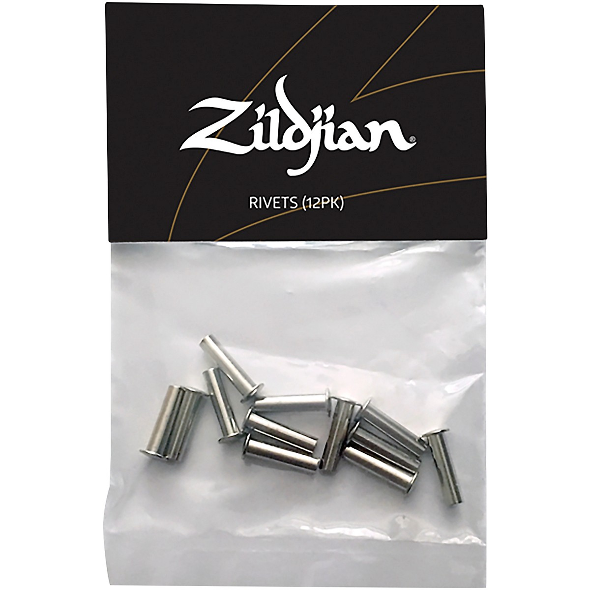 Zildjian Cymbal Rivets Pack of 12