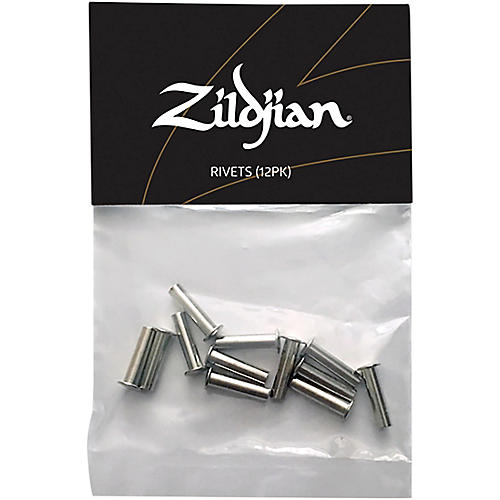 Zildjian Cymbal Rivets Pack of 12