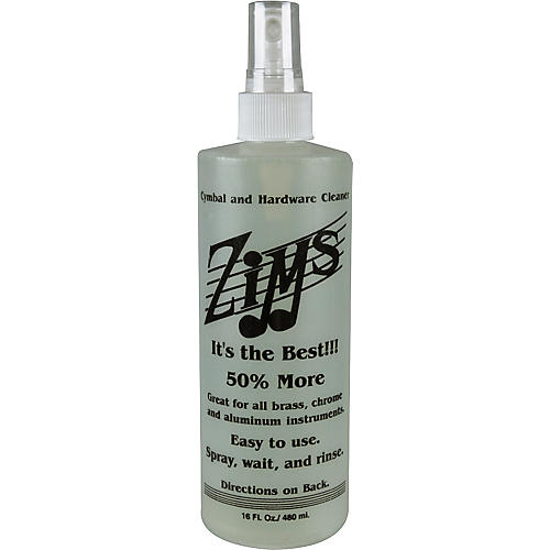 Zims Cymbal and Hardware Cleaner