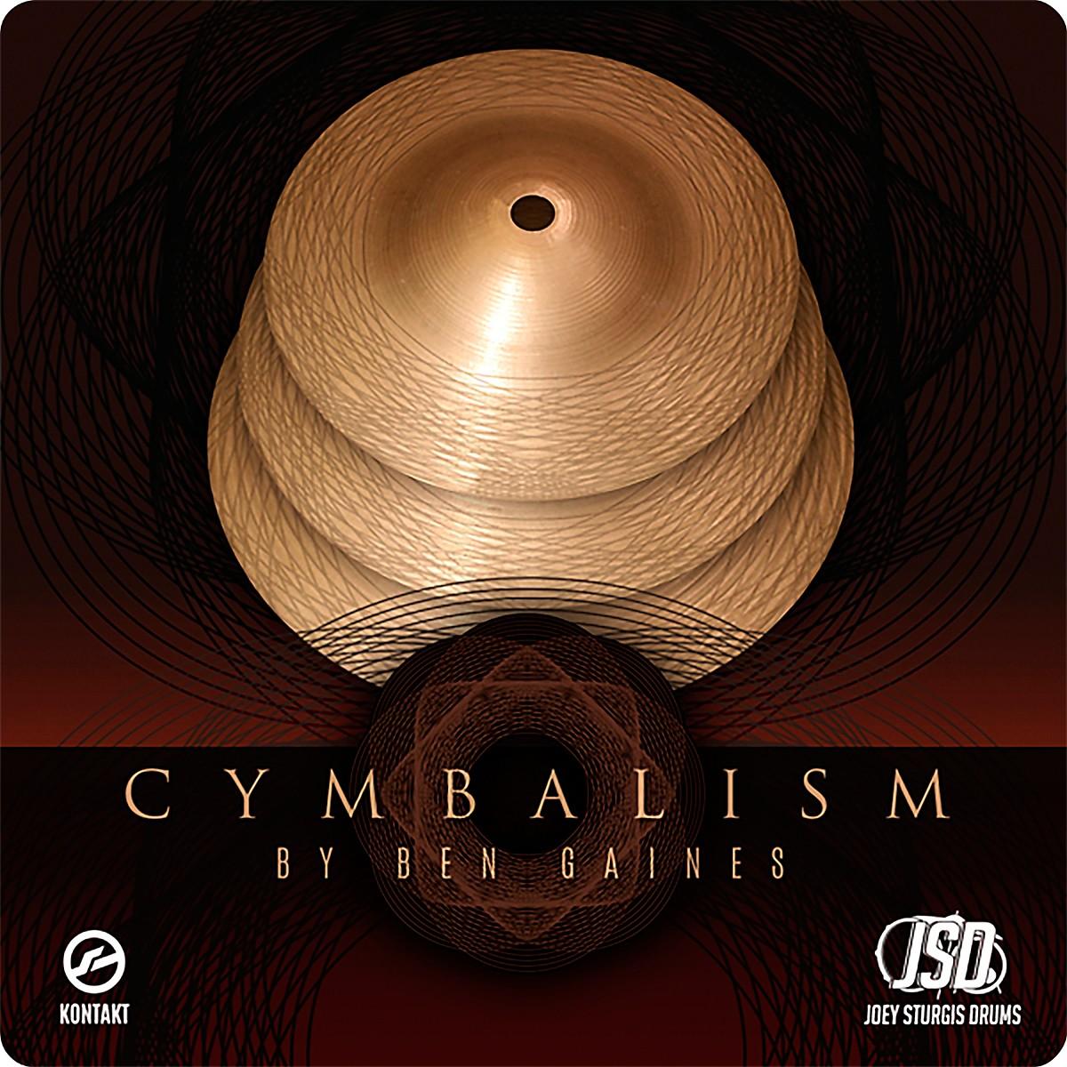 Joey Sturgis Drums Cymbalism