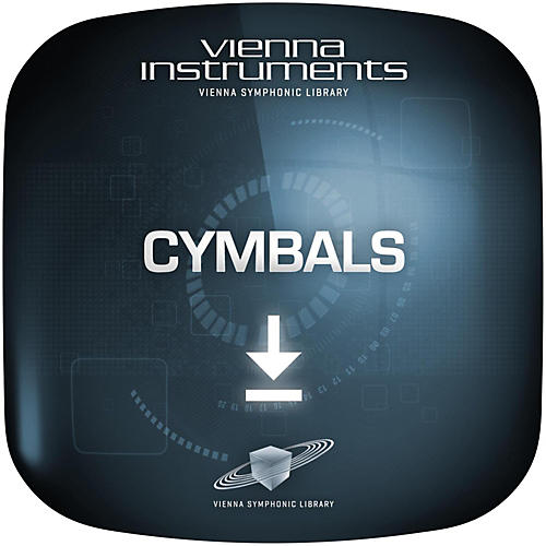 Vienna Instruments Cymbals Full