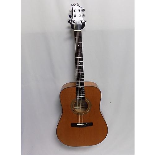 Greg Bennett Design by Samick D-1 5N Acoustic Guitar